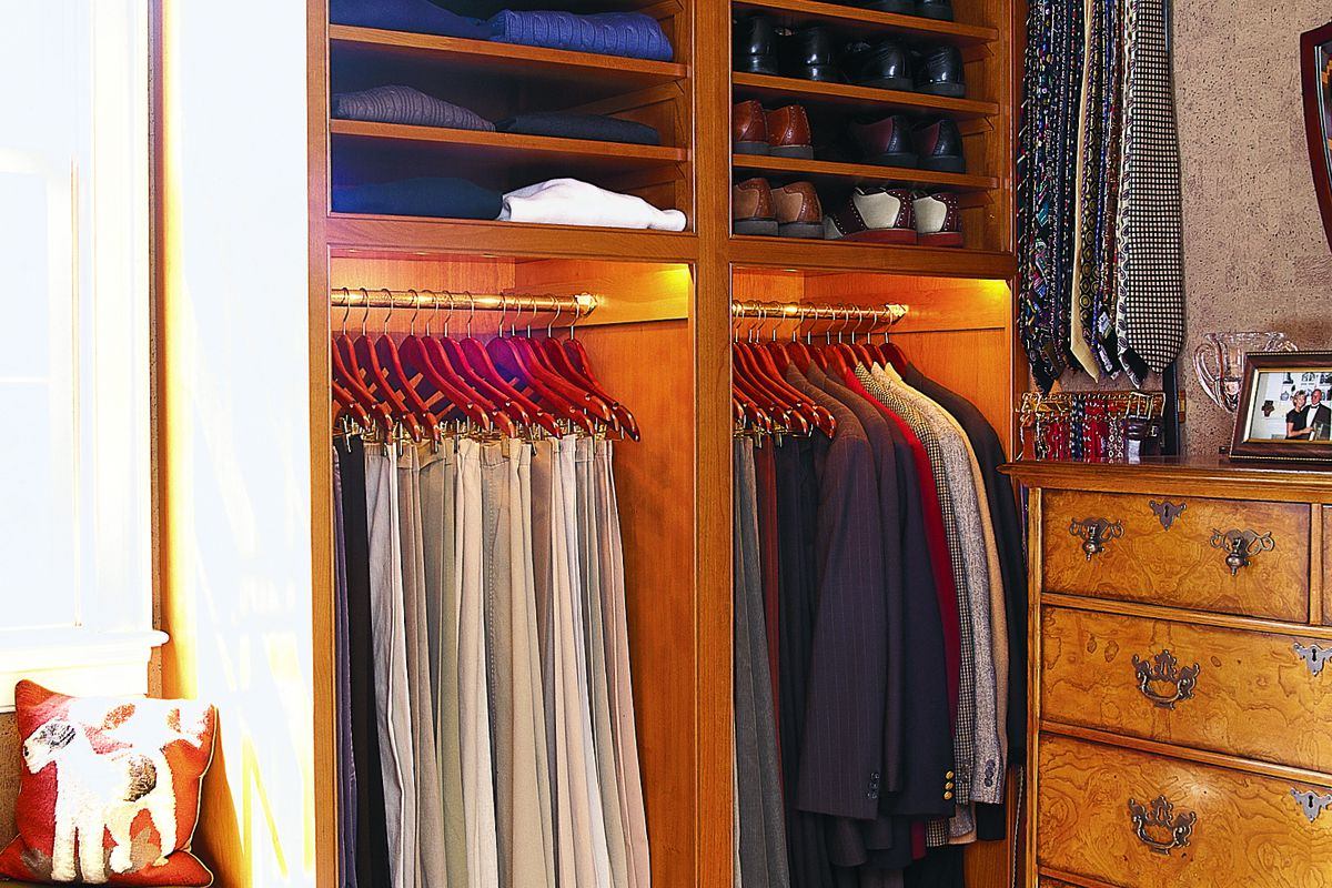 How To Design A Closet And Maximize The Space This Old House