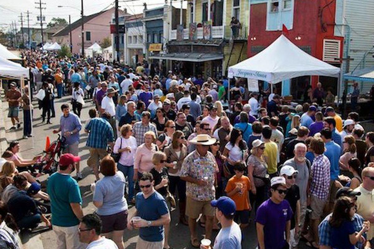 Oak Street Po' Boy Festival