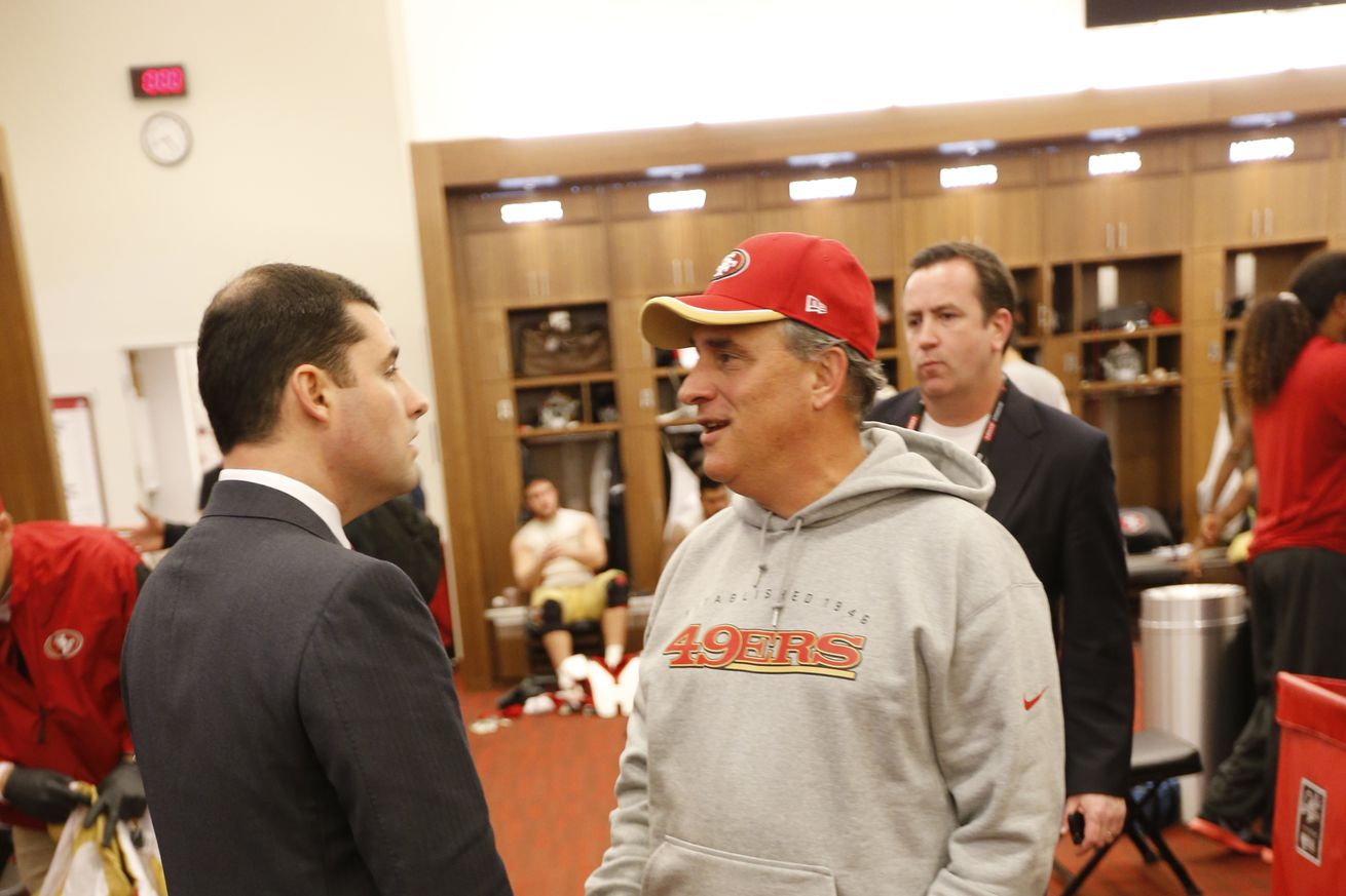 Family Feud: There are a lot of connections in tonight's game between the 49ers & the Broncos