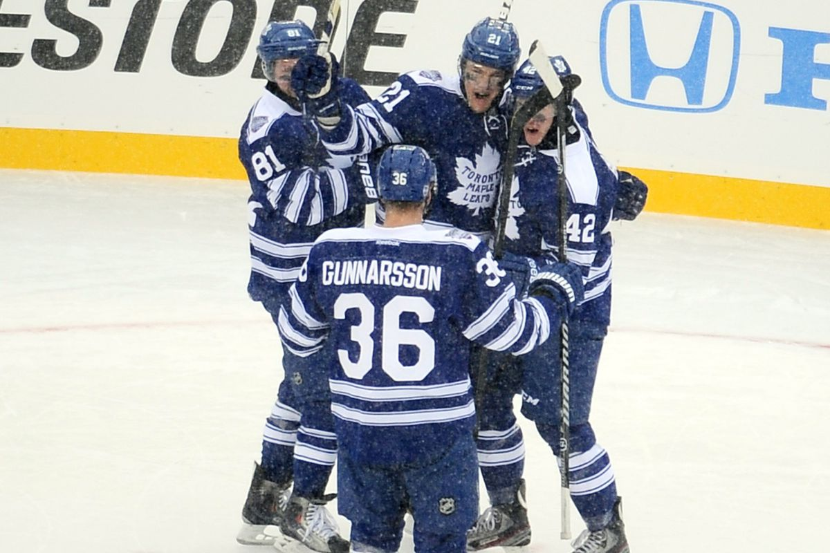 53df1a3bdc1 Winter Classic 2014 recap: Maple Leafs beat Red Wings in a shootout ...