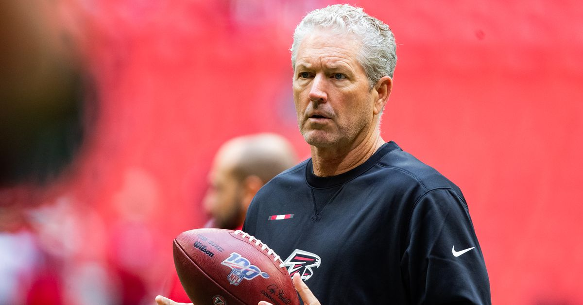 OC Dirk Koetter, OL coach Chris Morgan among slew of Falcons coaches not retained by Arthur Smith -