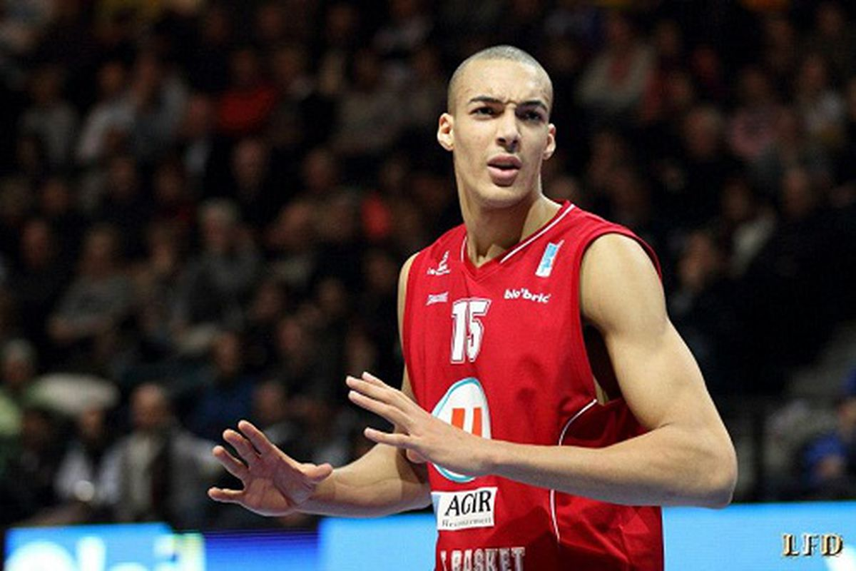 Rudy Gobert told me in a quick interview that Indiana is not interested in him