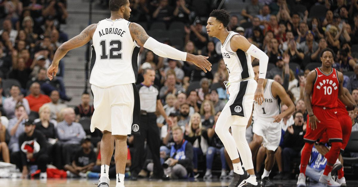 949098c407a Ranking the San Antonio Spurs starting five line-up - Pounding The Rock