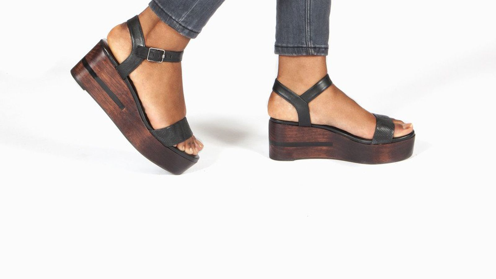 Platform Sandals Are Very Much A Thing Again Racked