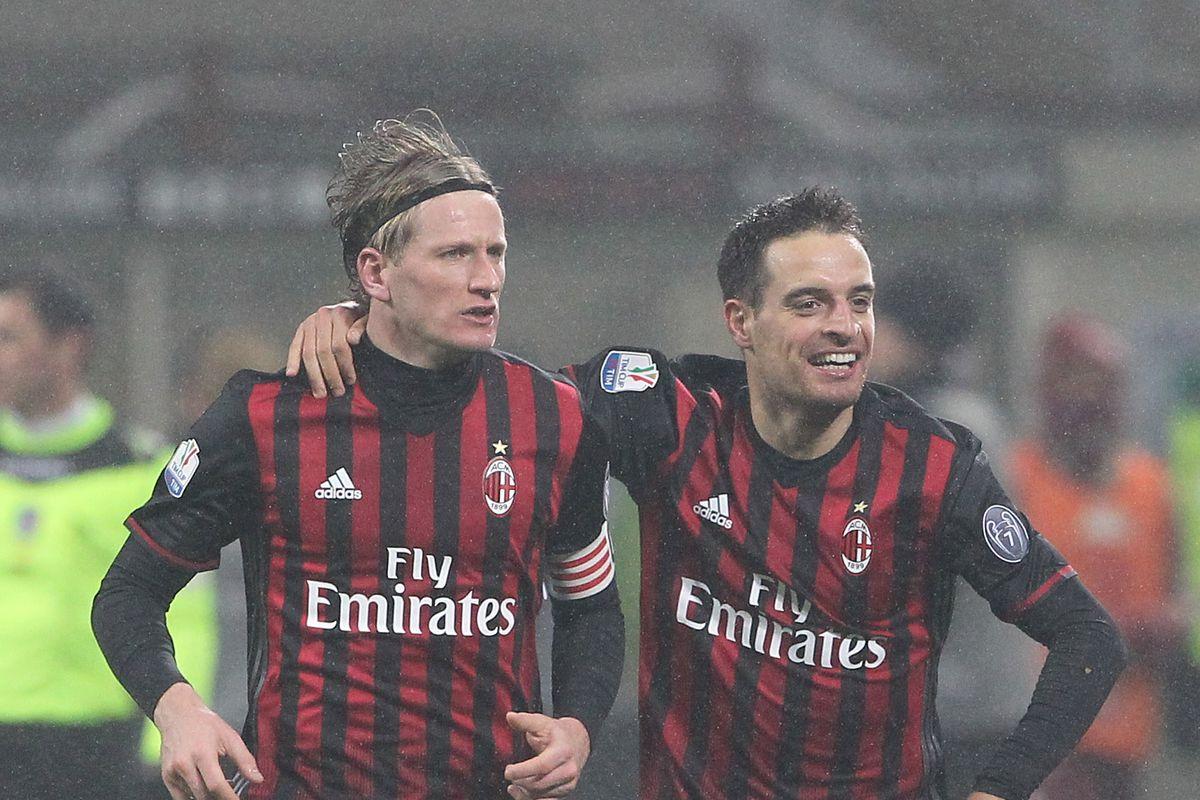 AC Milan v AC Torino - Tim Cup