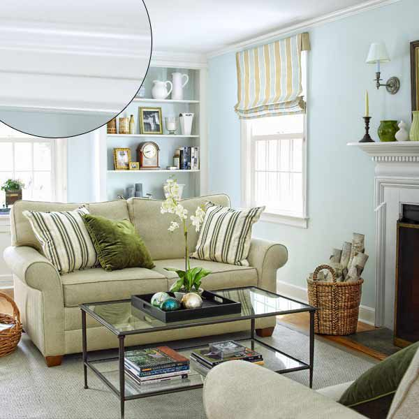 Colonial Revival Crown Molding