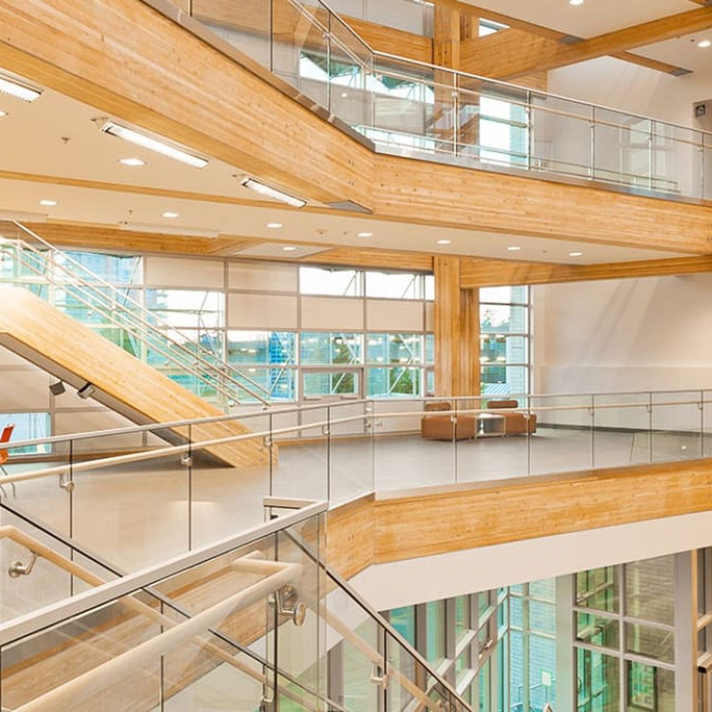 Sustainable Building The Hottest New Material Is Uh Wood Vox