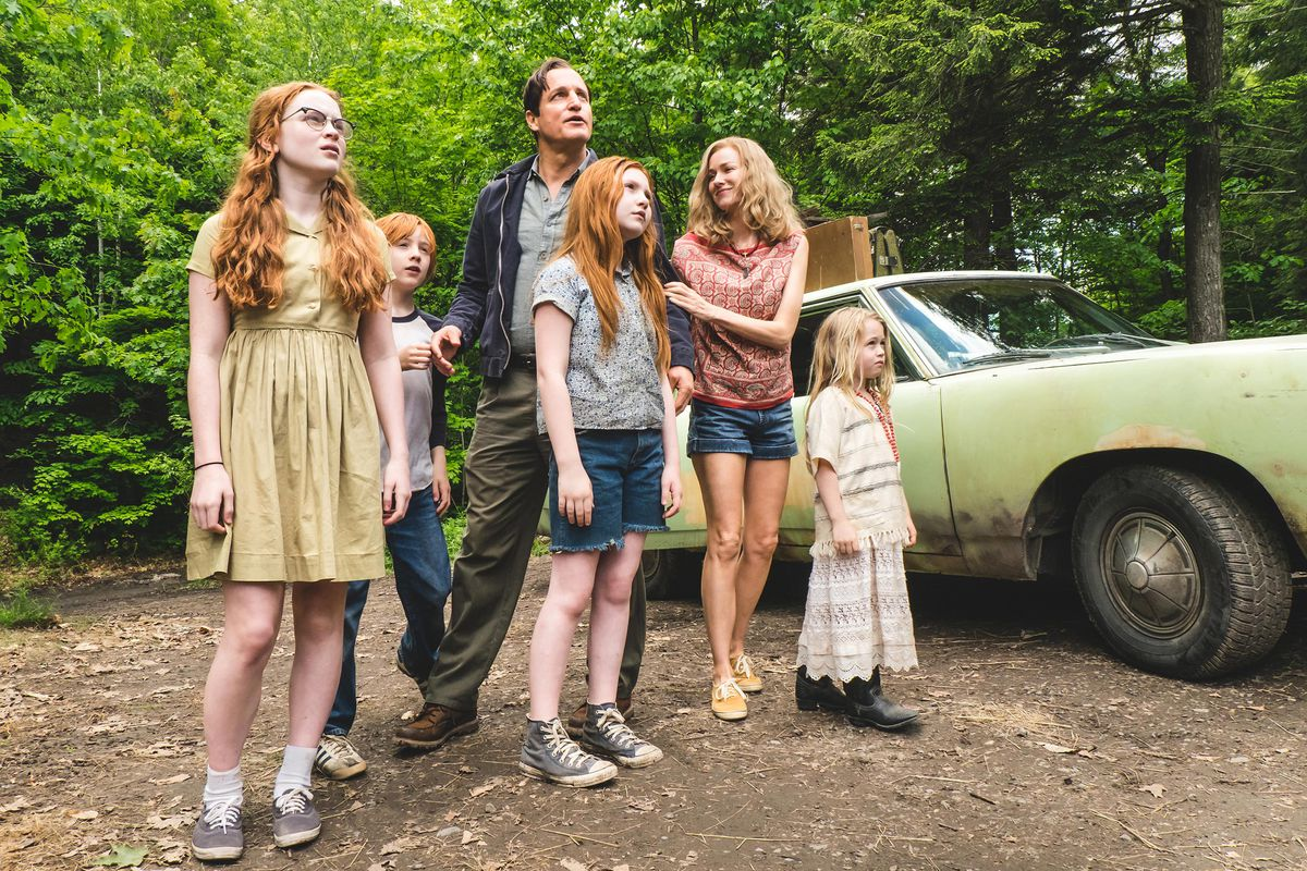 A scene from The Glass Castle