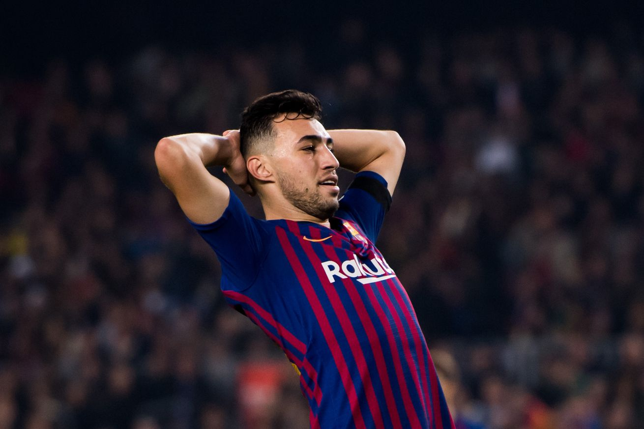 Munir frozen out of the team over contract dispute - report