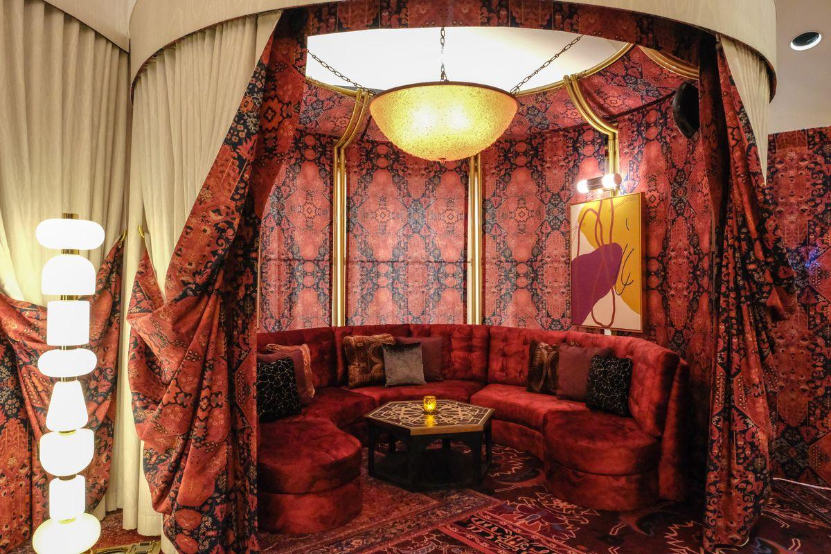 Shag Room