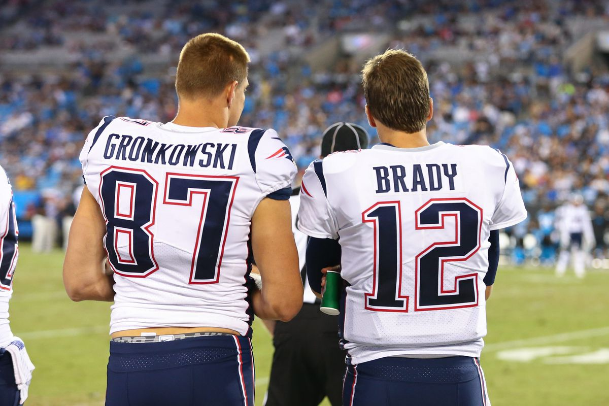 NFL: New England Patriots at Carolina Panthers