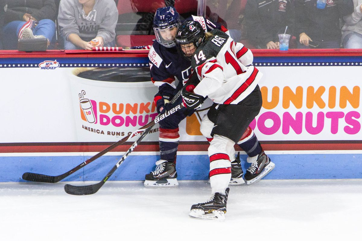 How to watch: USA v Canada Pittsburgh exhibitions
