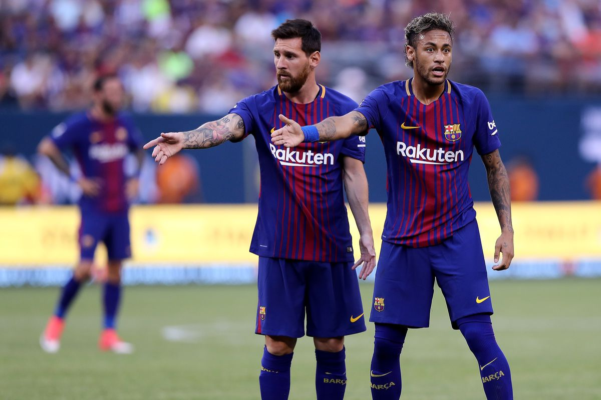 Barcelona Vs. Manchester United Live Stream: Time, TV