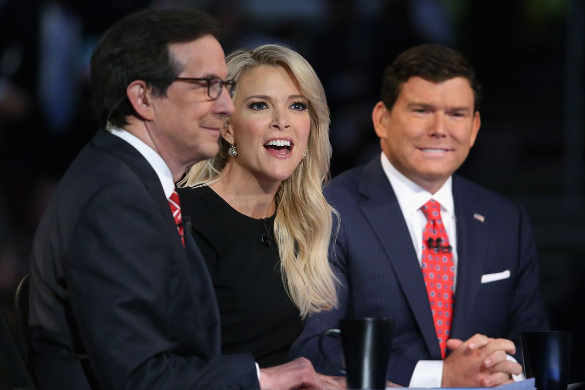 After pressing Donald Trump at the first GOP debate, Fox News moderator  Megyn Kelly has been the subject of many of Trump's angry tweets.