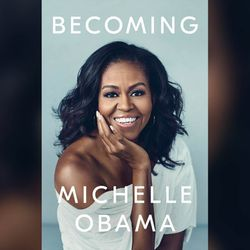 """""""Becoming,"""" by Michelle Obama, is available on Tuesday, Nov. 13. 