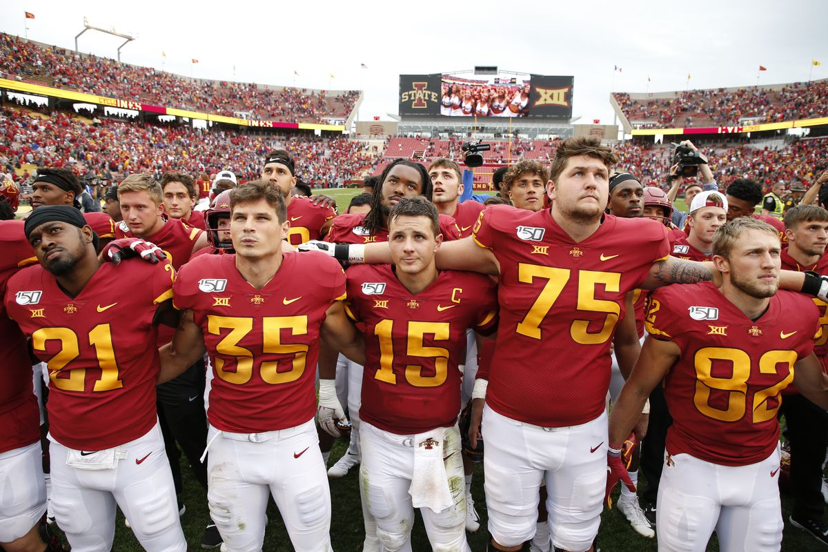 Iowa Football: Behind Enemy Lines With The Iowa State Cyclones ...