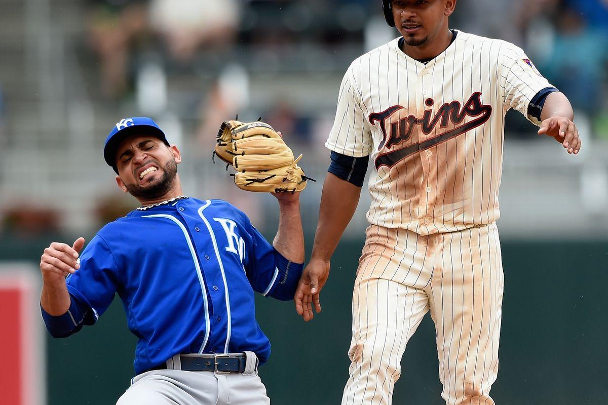 Kansas City Royals v Minnesota Twins