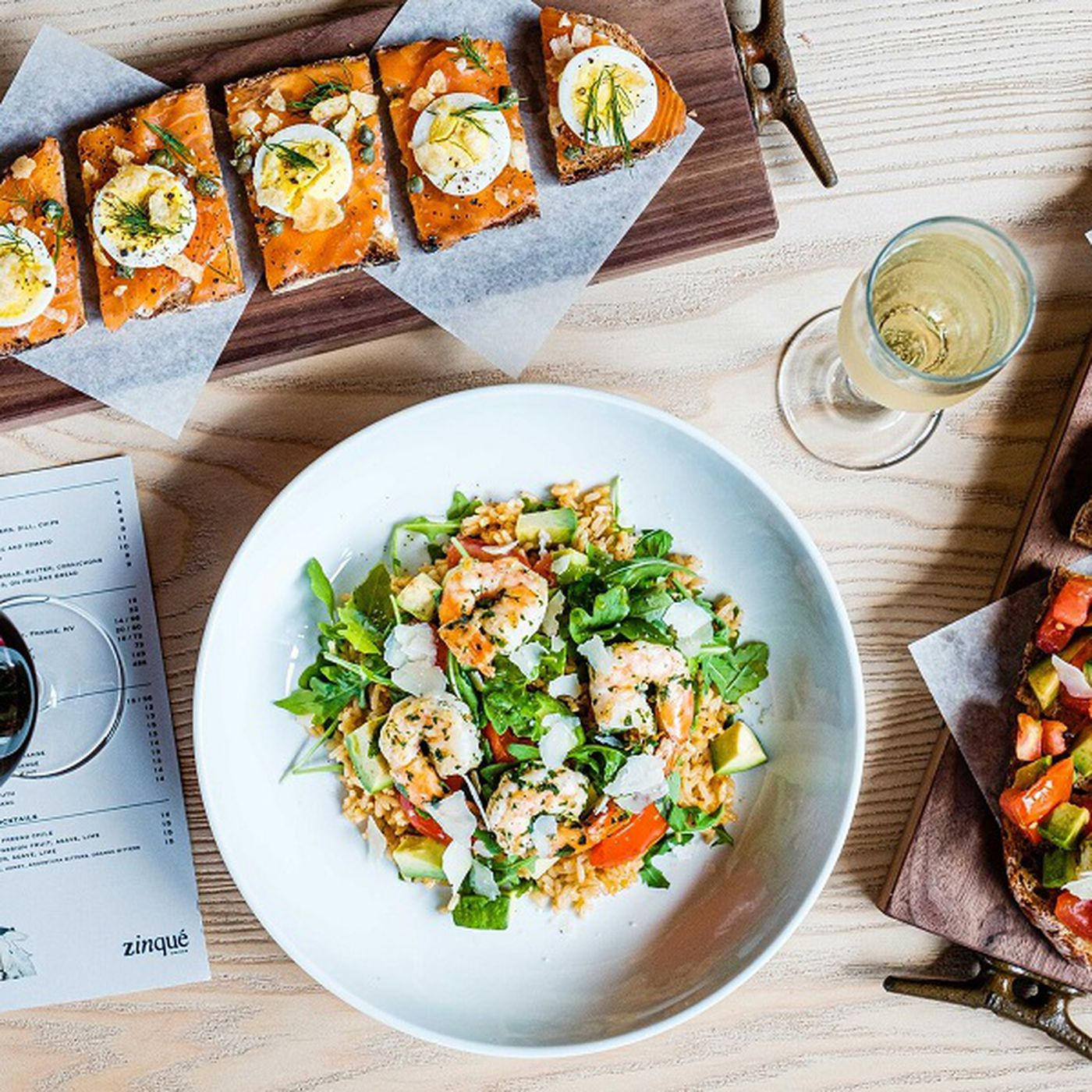 Where To Get Takeout And Delivery Brunch In San Diego Eater San