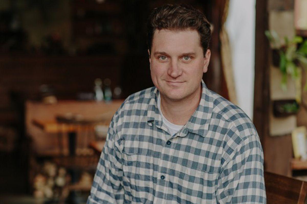 Ned Ludd's new chef de cuisine, Mike Delaney