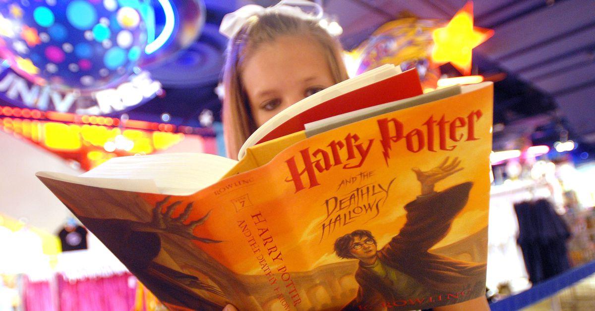 Harry Potter Vox