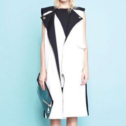 """<strong>Shakuhachi</strong> Utility Long Vest, <a href=""""http://www.shakuhachi.net/jackets/utility-long-vest"""">$240 AUD</a> (pre-order) at Mira Mira"""