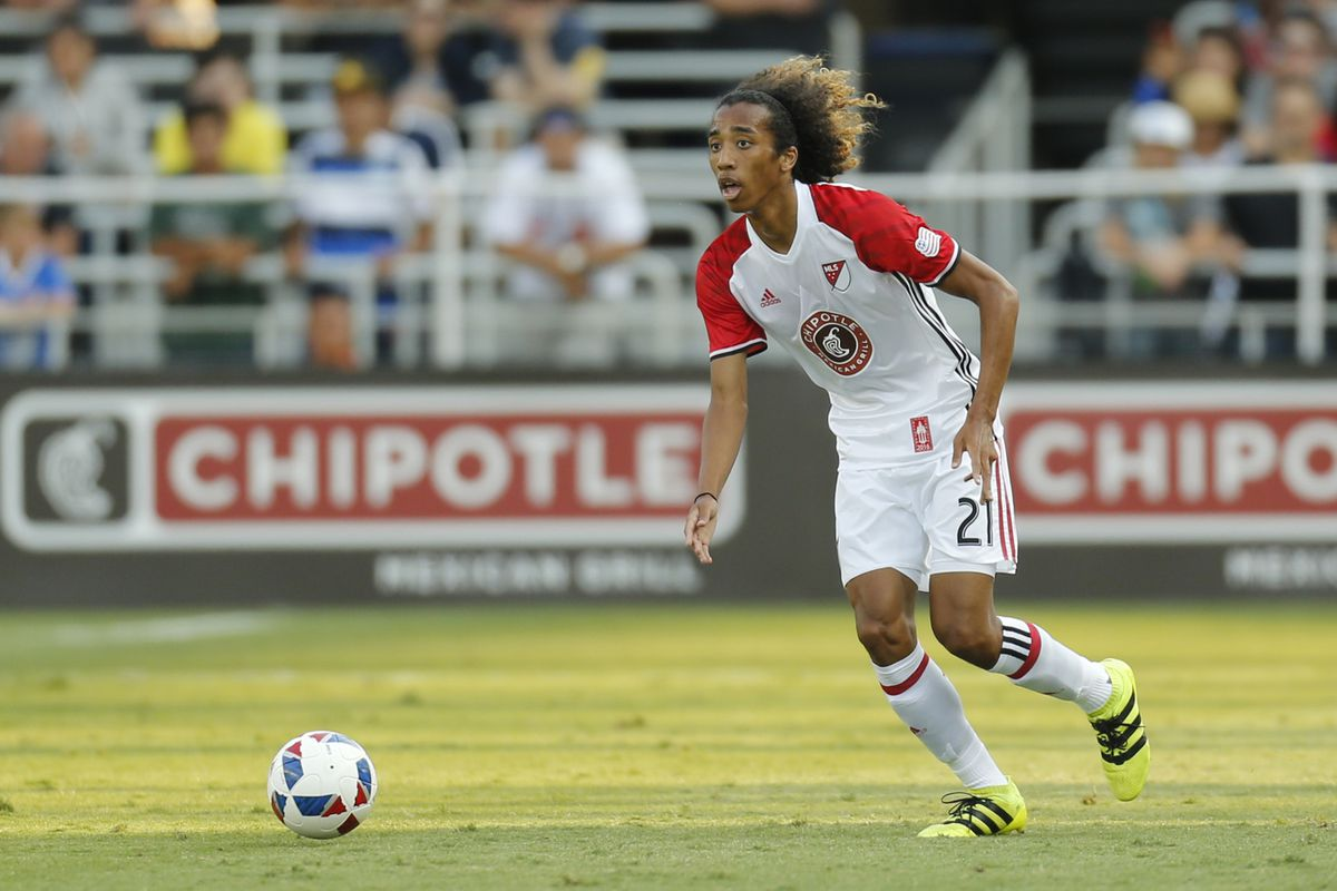 MLS: Chipotle MLS Homegrown Game
