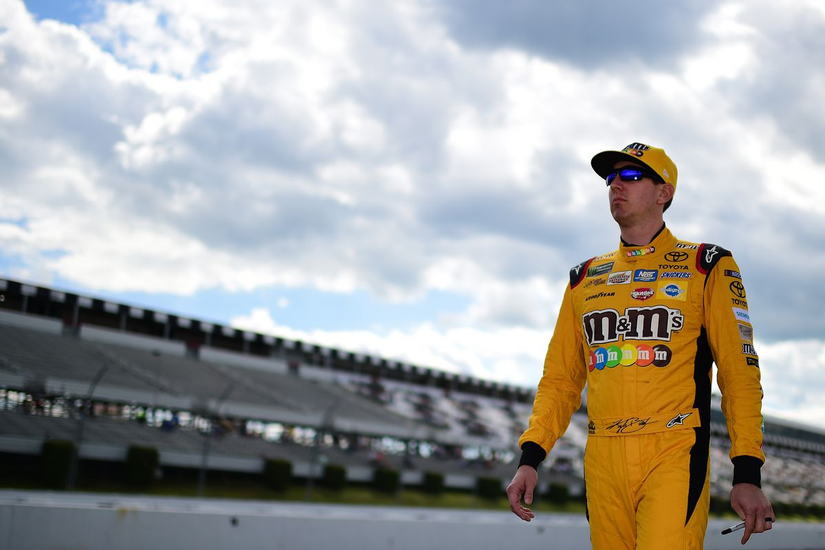 Kyle Busch's interim crew chief, Ben Beshore, suspended one race