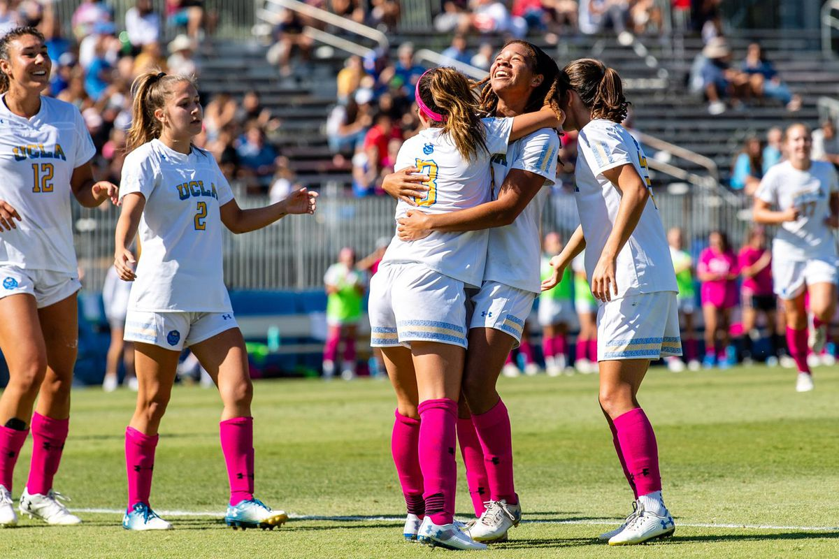 UCLA Women's Soccer Looks to Repeat Football's Success at Stanford
