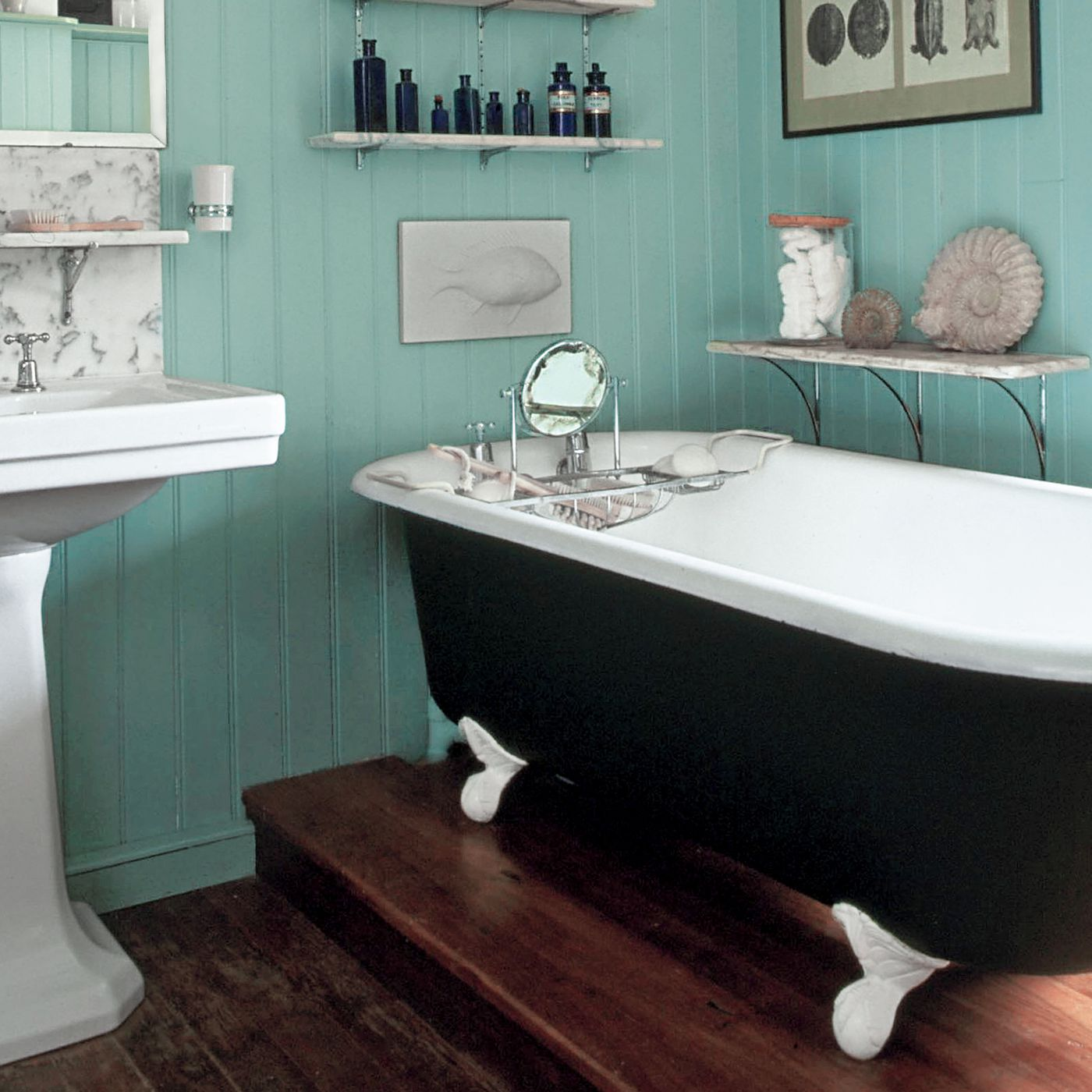 Editors Picks Our Favorite Blue Bathrooms This Old House