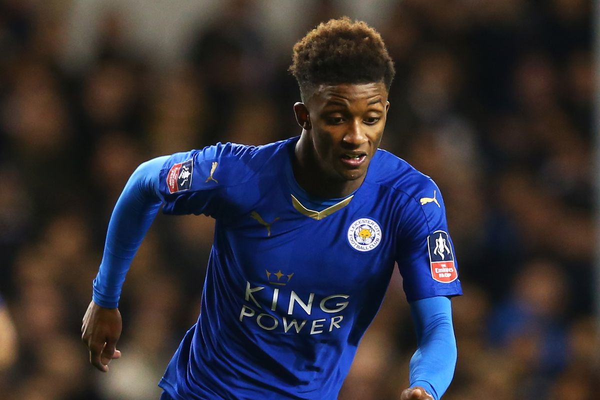 One for the future, or one for right now? Either way, Demarai Gray is one to watch.