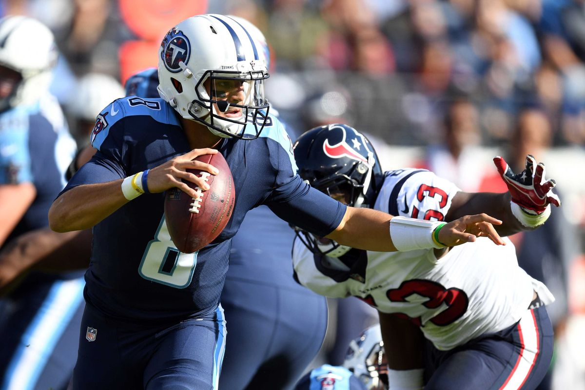 6920967bf6 NFL playoff picture 2017  Titans destined for an early exit ...