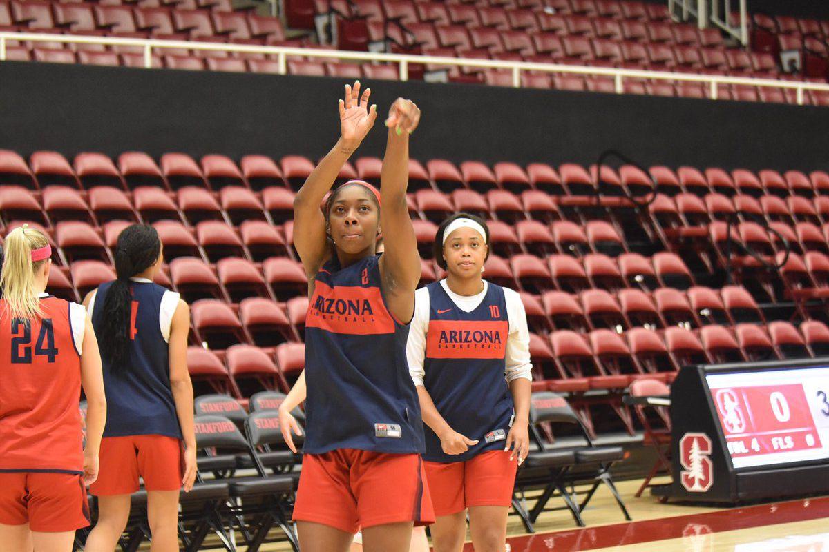 Arizona women's basketball comes up just short at No. 7 ...