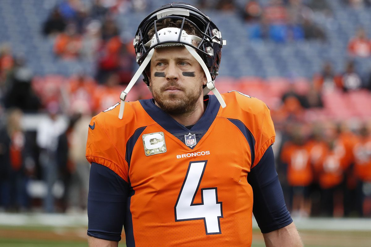 the latest a2f67 3a32e AP source: Broncos trading Case Keenum to Redskins - Deseret ...