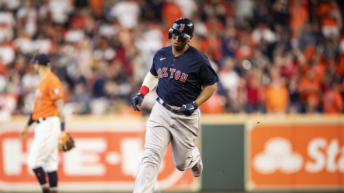 Championship Series - Boston Red Sox v Houston Astros - Game Two