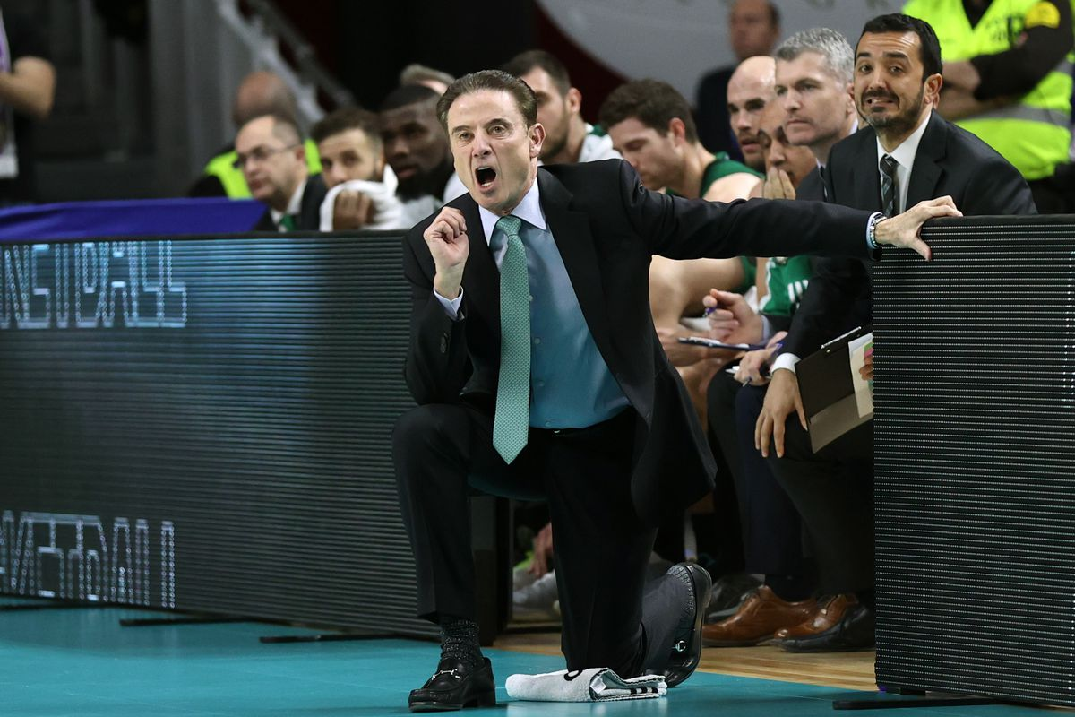 Real Madrid v Panathinaikos Opap Athens - Turkish Airlines EuroLeague