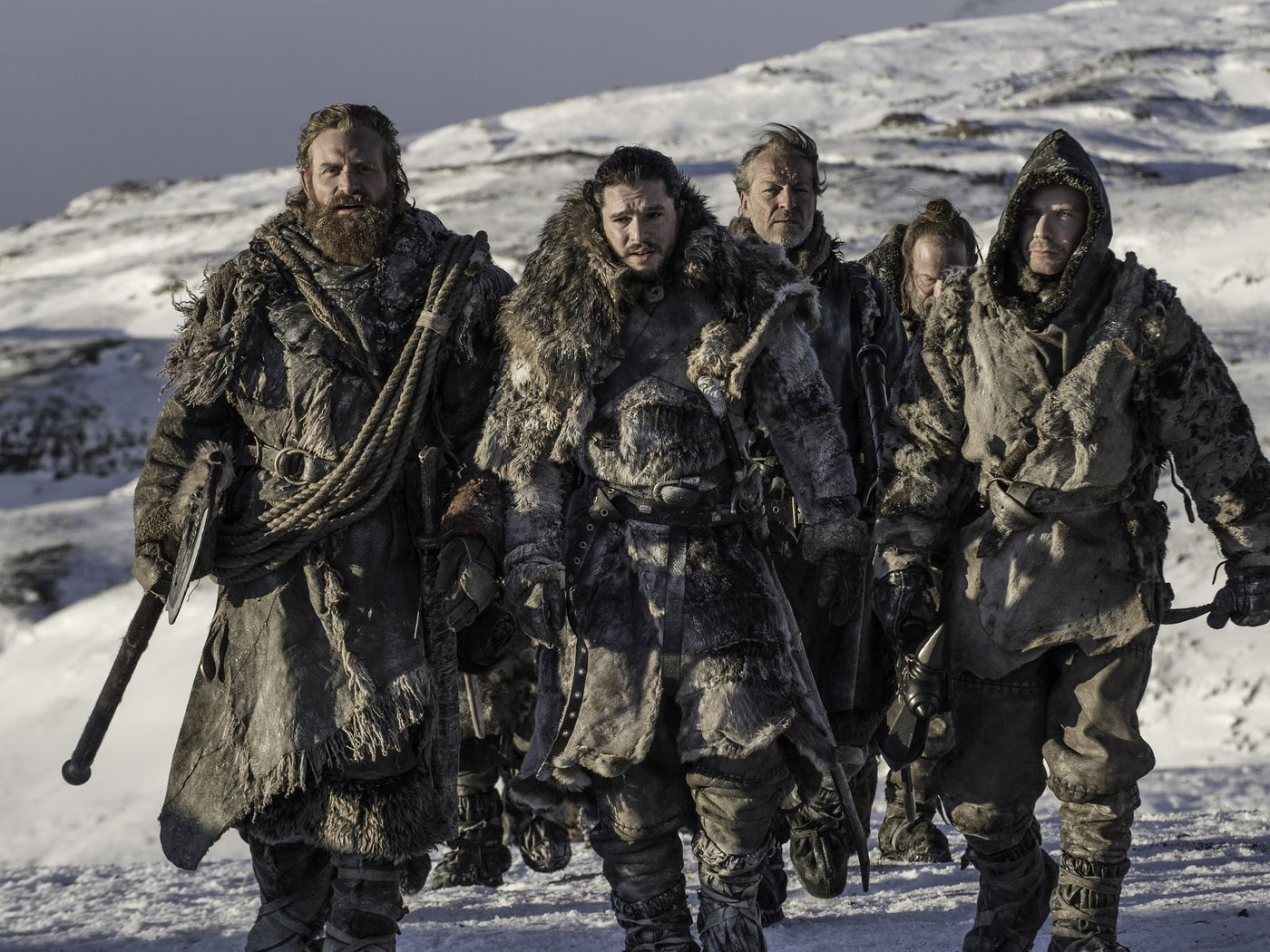Game Of Thrones Beyond The Wall A Breakdown Of The 5 Most