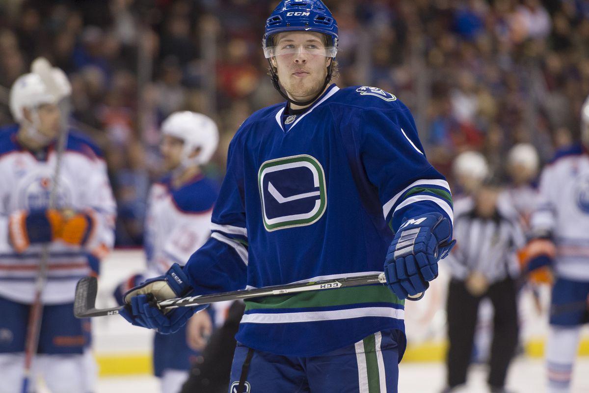Edmonton Oilers v Vancouver Canucks't