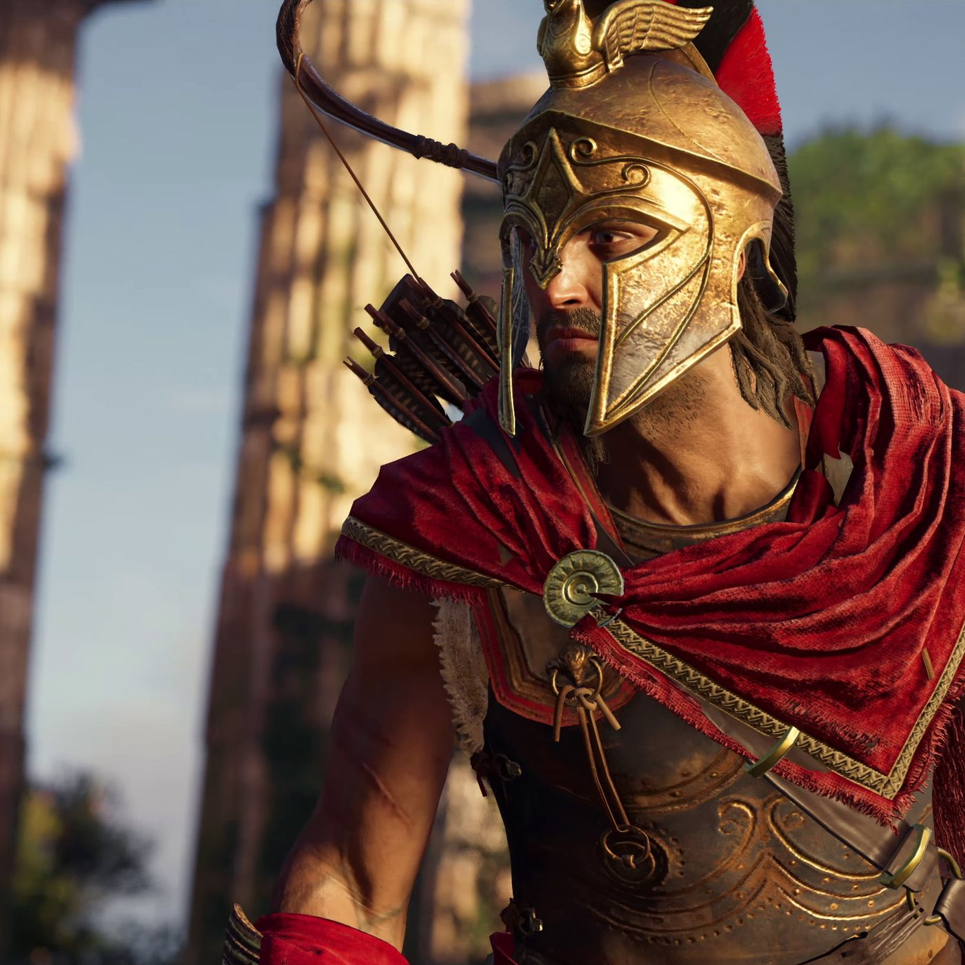 Assassin S Creed Odyssey Has A Huge Grinding Microtransaction