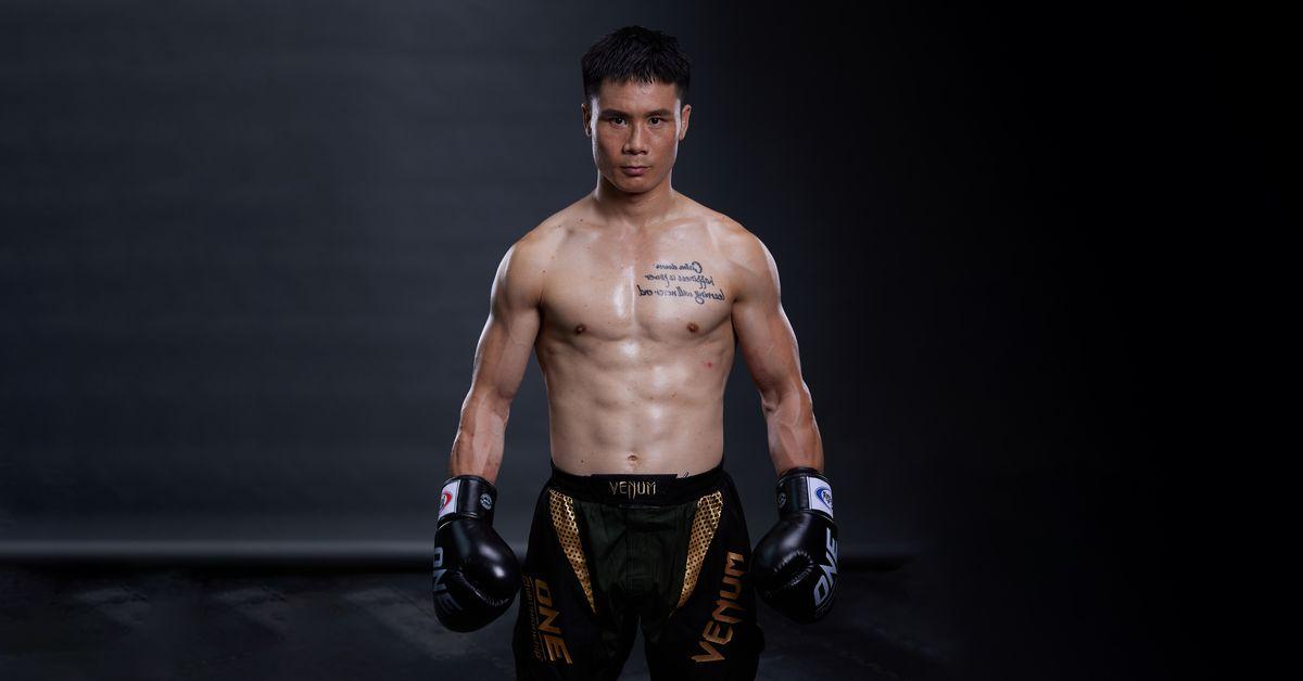 ONE Championship signs top ranked kickboxer Qui Jianliang, former TUF China champ Zhang Lipeng