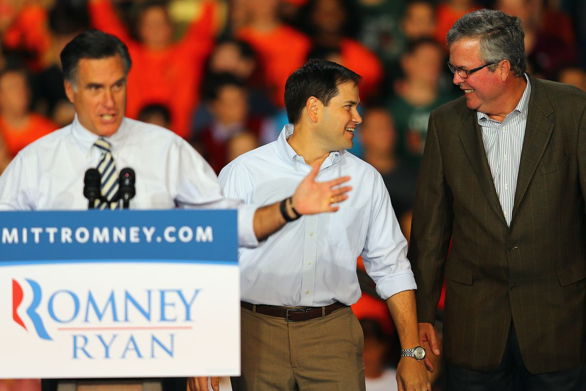 2016 will not be this much of a lovefest — among these candidates, or between them and the GOP base.