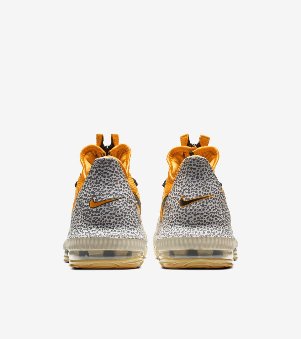 26af6230245 The new Nike LeBron 16 Low will pay homage to a classic 2003 Air Max ...