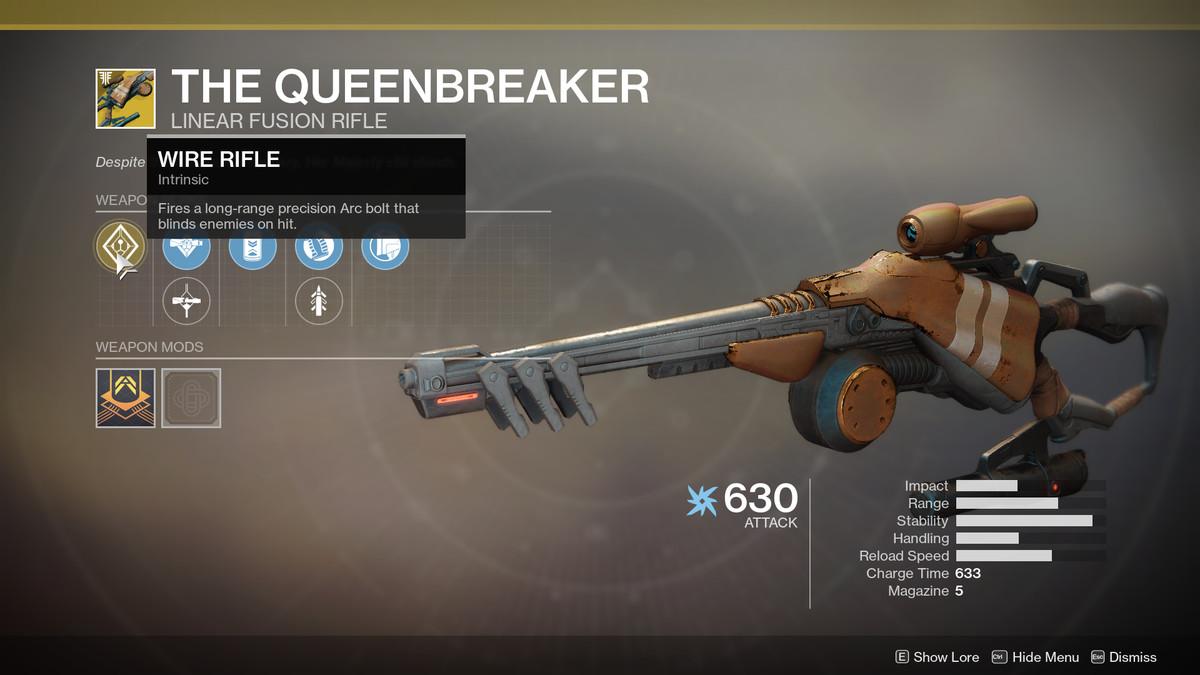 The Queenbreaker
