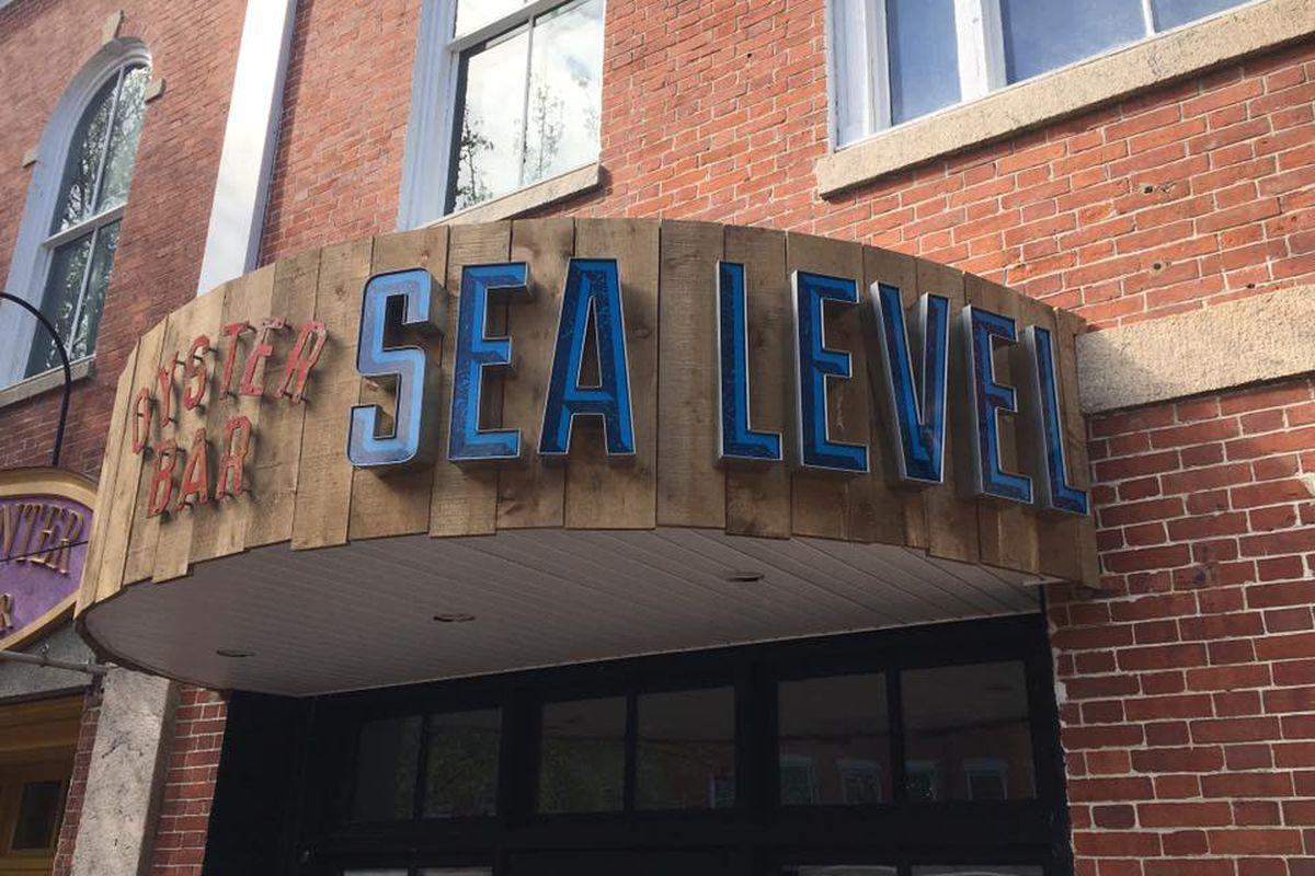 Sea Level in Newburyport
