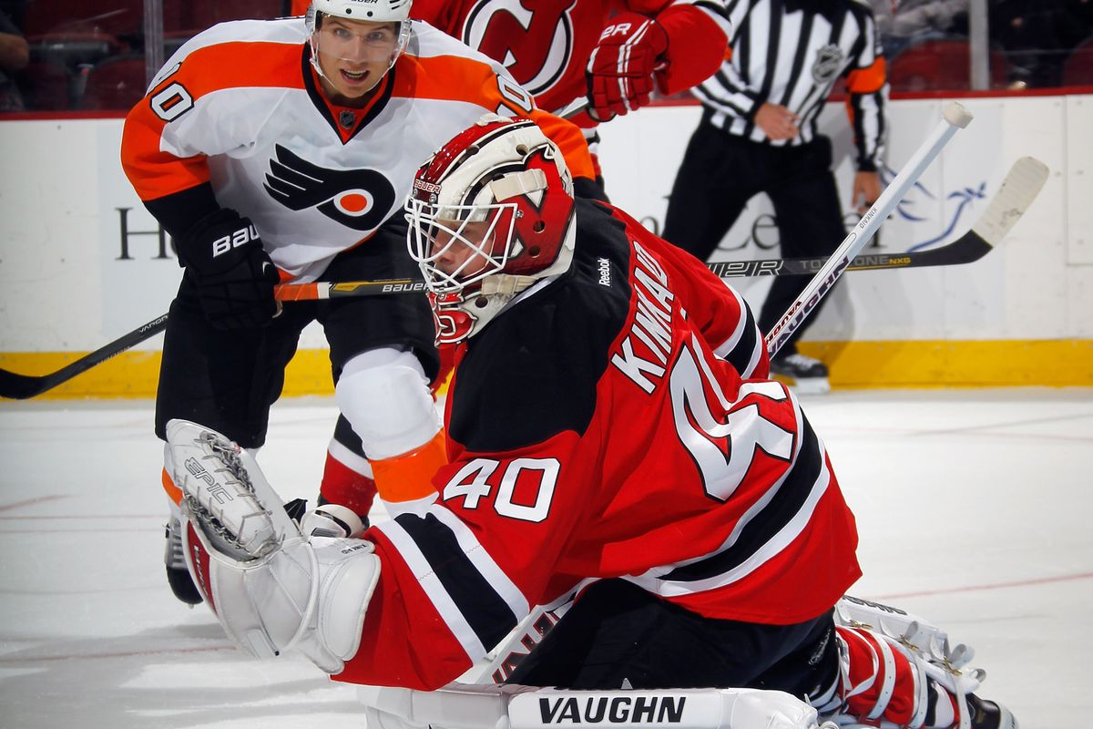 Can Keith Kinkaid handle significant NHL time? We could have an answer next season.