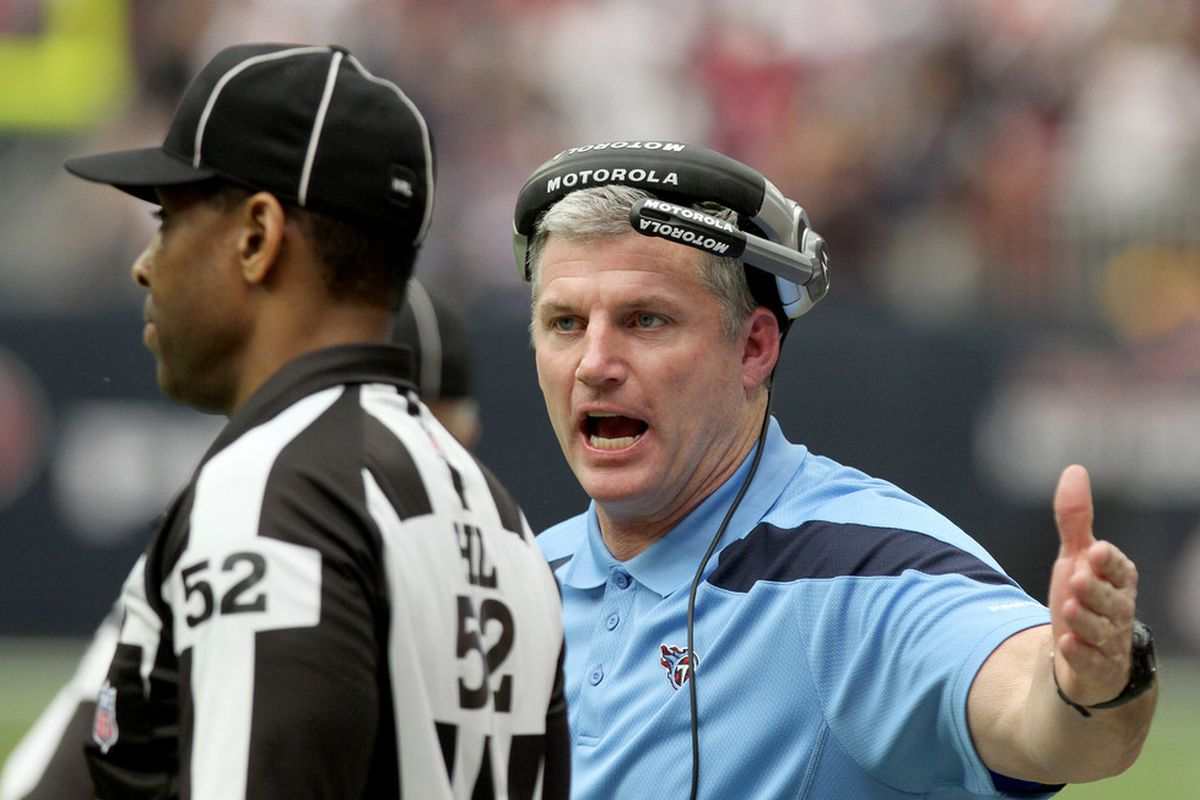 Can you call some sort of penalty in Ruud that results in a $4 million fine? Perhaps grand larceny of a paycheck?