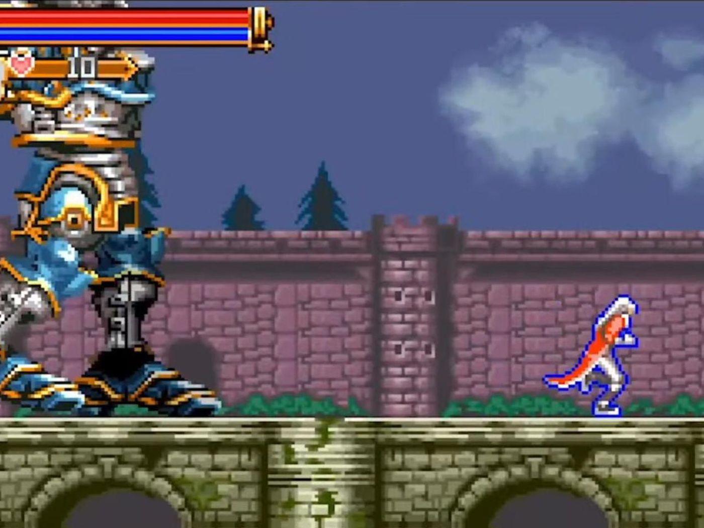 Castlevania Advance Collection вышла на консолях и ПК (Ttj5CF7)