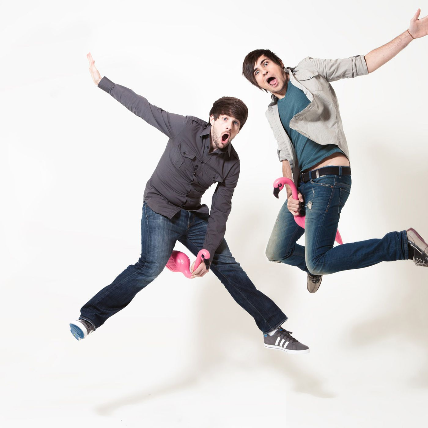 The Smosh Guys Want To Go From Youtube To The Movie Theater Vox
