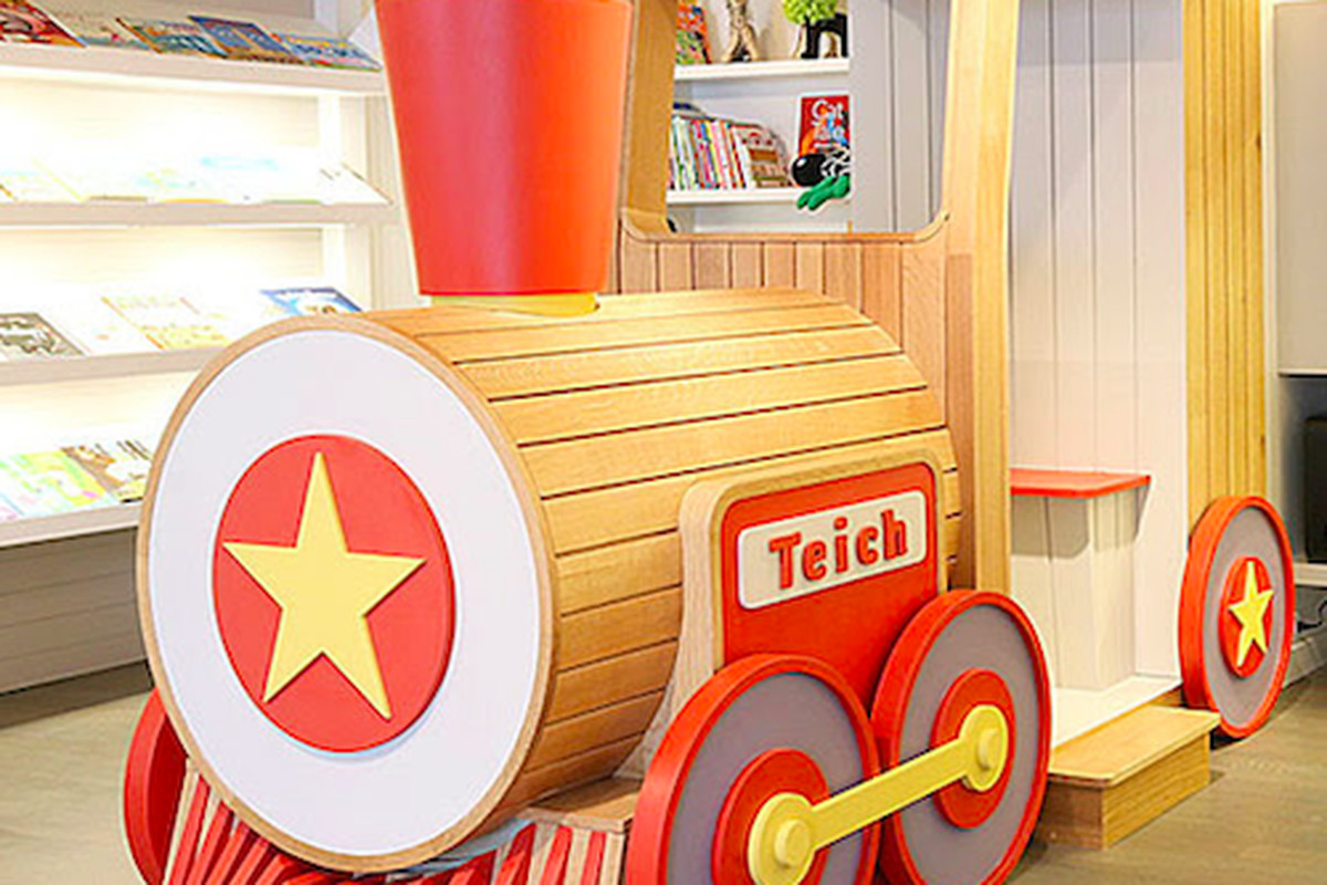 Image courtesy of Teich Toys & Books