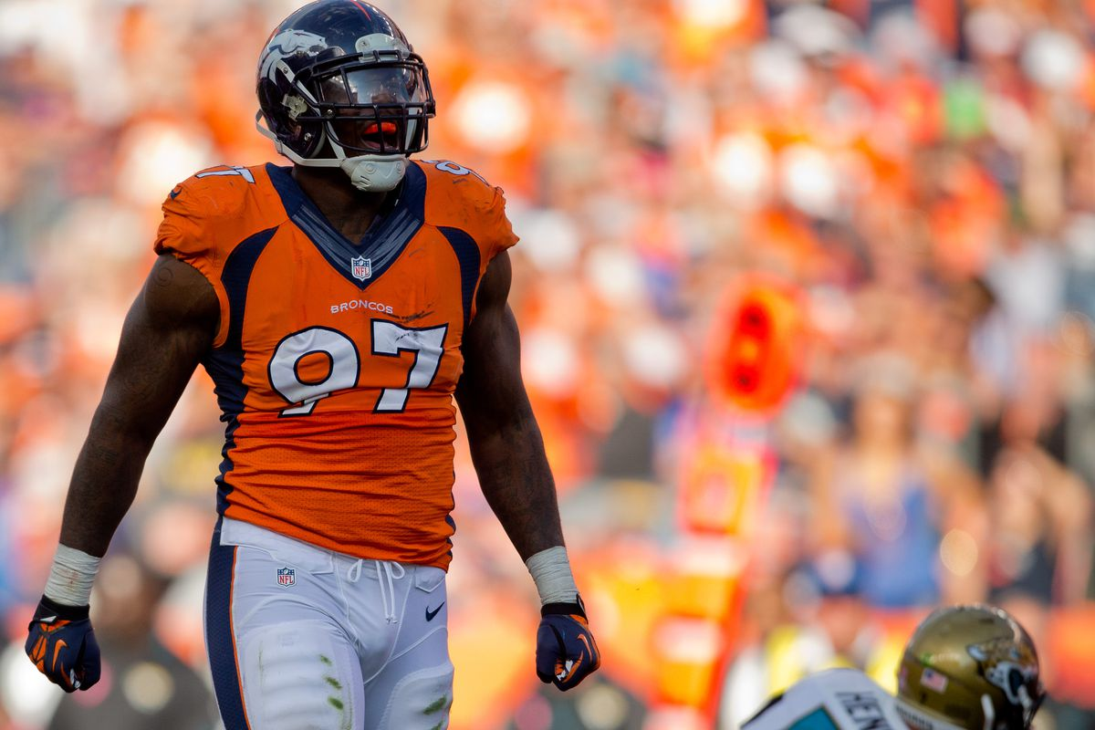best deals on 96f82 273a6 Report: Malik Jackson is set to join the Jacksonville ...