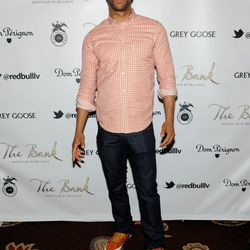 Singer Common dined at Fix. Photo: David Becker/WireImage